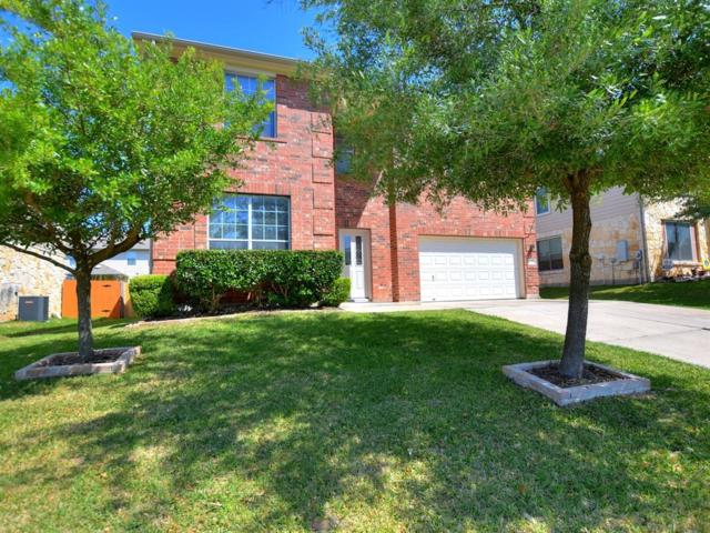 2305 Caprock Pl, Georgetown, TX 78626 (#8609263) :: Watters International