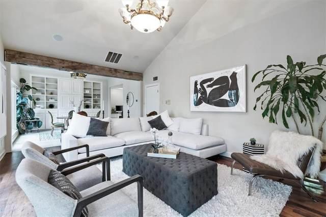 4003 Bunny Run, Austin, TX 78746 (#8932060) :: Papasan Real Estate Team @ Keller Williams Realty