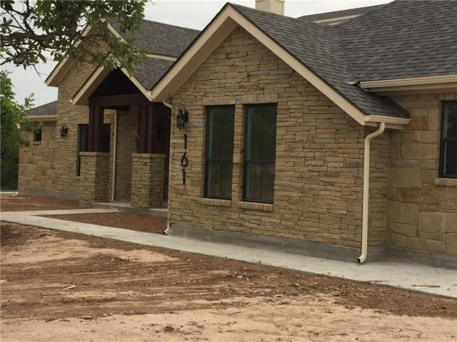 161 Saddle Ln, Liberty Hill, TX 78642 (#8972037) :: Ana Luxury Homes