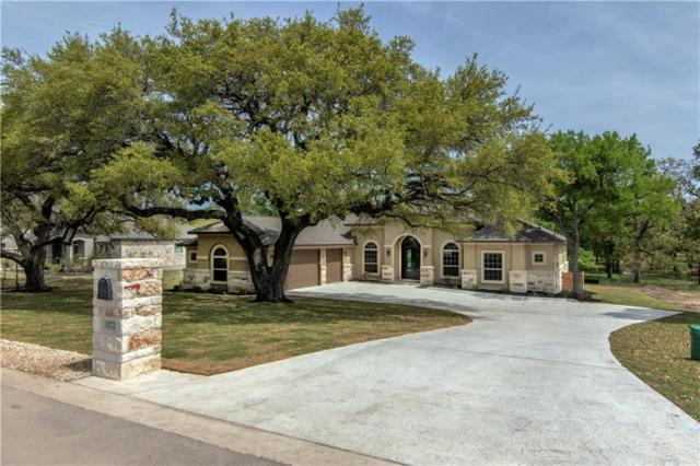 10721 Vista Heights Dr, Georgetown, TX 78628 (#9033950) :: The Smith Team