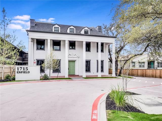1715 Enfield Rd #301, Austin, TX 78703 (MLS #9180499) :: Vista Real Estate