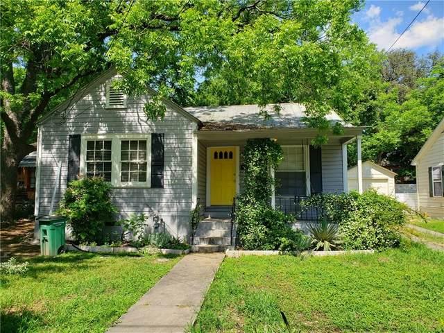 1404 Eva St, Austin, TX 78704 (#9225597) :: Lauren McCoy with David Brodsky Properties