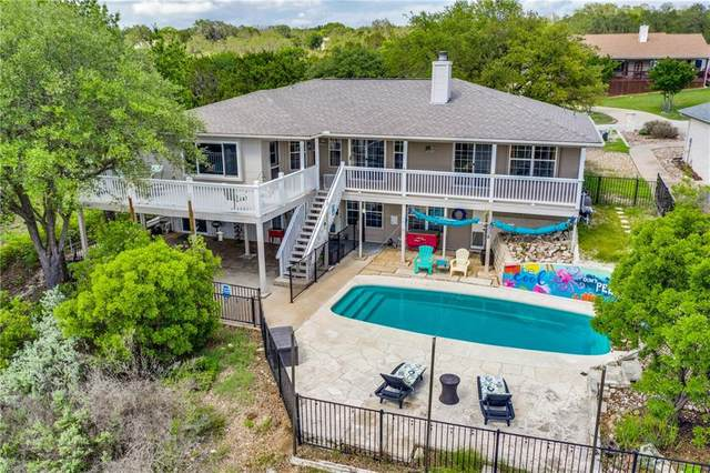 3806 Capitol Ave, Lago Vista, TX 78645 (#9525504) :: The Perry Henderson Group at Berkshire Hathaway Texas Realty