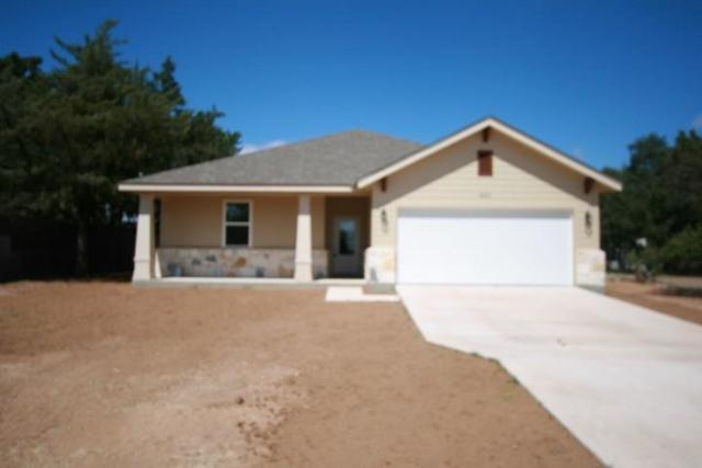 3507 Concho Trl, Llano, TX 78639 (#9526298) :: The ZinaSells Group