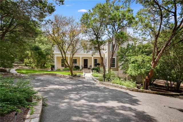 1000 Live Oak Cir, West Lake Hills, TX 78746 (#9973248) :: Papasan Real Estate Team @ Keller Williams Realty