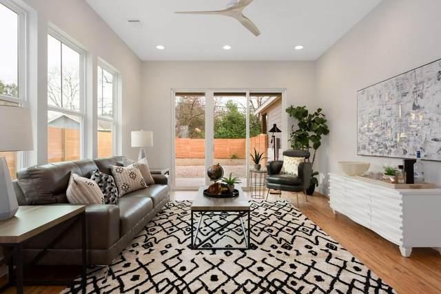 404 W North Loop Blvd B, Austin, TX 78751 (#1066744) :: Papasan Real Estate Team @ Keller Williams Realty