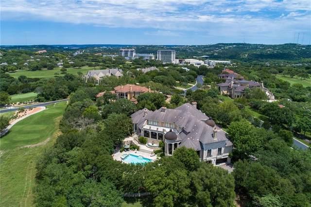 8045 Chalk Knoll Dr, Austin, TX 78735 (#1274759) :: First Texas Brokerage Company