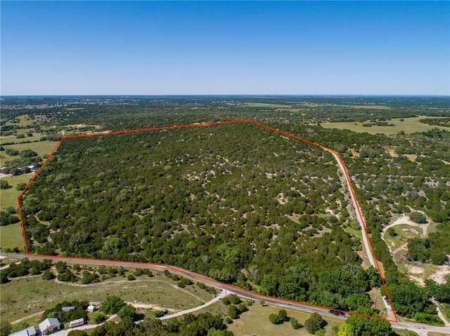 60237 County Road 334, Burnet, TX 78611 (#1668106) :: The Summers Group