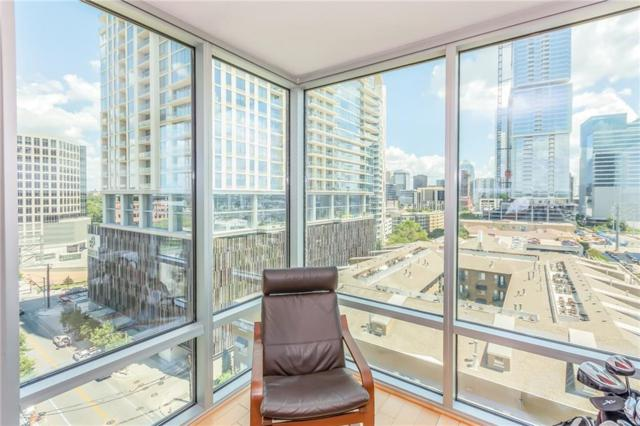 300 Bowie St #1102, Austin, TX 78703 (#1943434) :: The Gregory Group