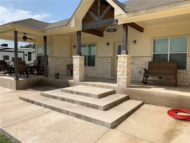 111 Sunset Peak, Bertram, TX 78605 (#2286654) :: First Texas Brokerage Company