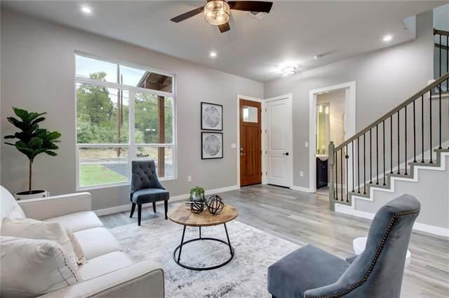 1107 Lott Ave B, Austin, TX 78721 (#2500234) :: Lauren McCoy with David Brodsky Properties