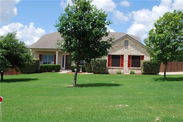 630 Speed Horse, Liberty Hill, TX 78642 (#3151549) :: Papasan Real Estate Team @ Keller Williams Realty