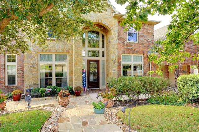 2625 Homecoming, Leander, TX 78641 (MLS #3451028) :: Brautigan Realty