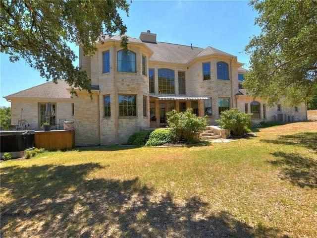 29610 Montana Ridge Pass, Marble Falls, TX 78654 (#3559969) :: Azuri Group | All City Real Estate