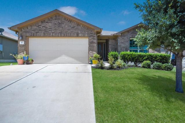 327 Quarry Ln, Liberty Hill, TX 78642 (#3725942) :: The Perry Henderson Group at Berkshire Hathaway Texas Realty