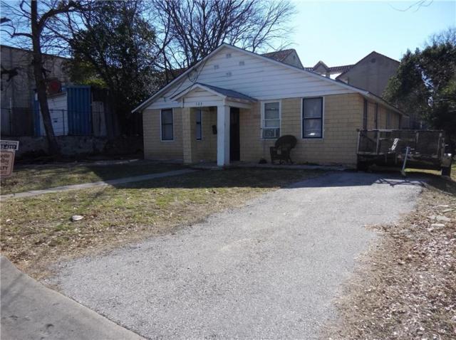 105 La Vista St, Austin, TX 78704 (#3750650) :: Watters International