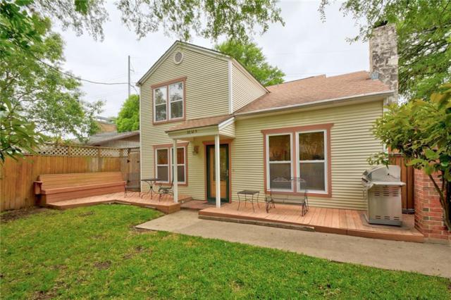 2612 Jefferson St A, Austin, TX 78703 (#4054990) :: Amanda Ponce Real Estate Team