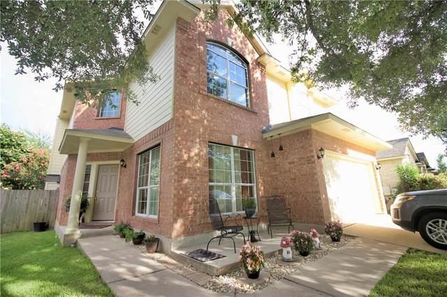 17407 Zola Ln, Round Rock, TX 78664 (#4098180) :: Papasan Real Estate Team @ Keller Williams Realty