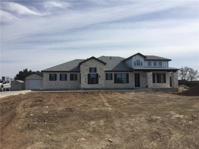 120 Saddle Ln, Liberty Hill, TX 78642 (#5026805) :: Zina & Co. Real Estate