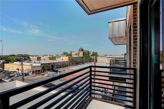 810 S Rock St #204, Georgetown, TX 78626 (#5436115) :: Watters International