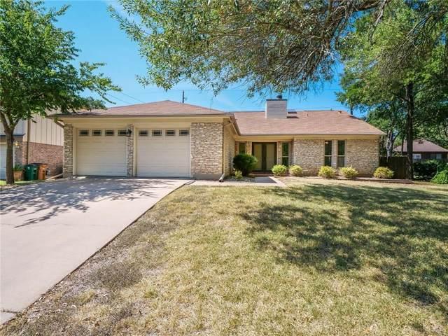 4603 Oak Creek Dr, Austin, TX 78727 (#6557619) :: R3 Marketing Group