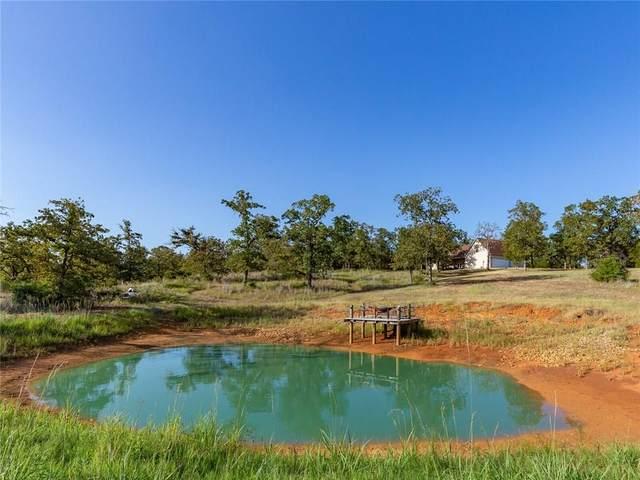 1142 22 Hills Rd, Gause, TX 77857 (MLS #6711655) :: Brautigan Realty