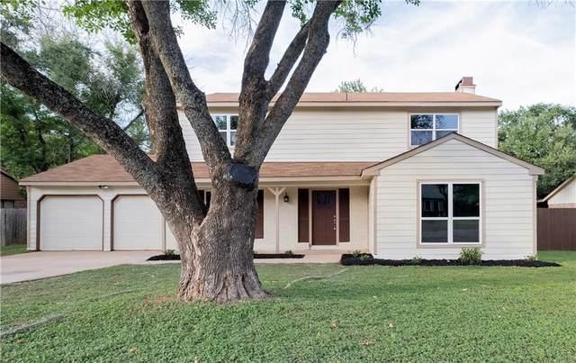 4308 Oak Creek Dr, Austin, TX 78727 (#6791458) :: Tai Earthman | Keller Williams Realty