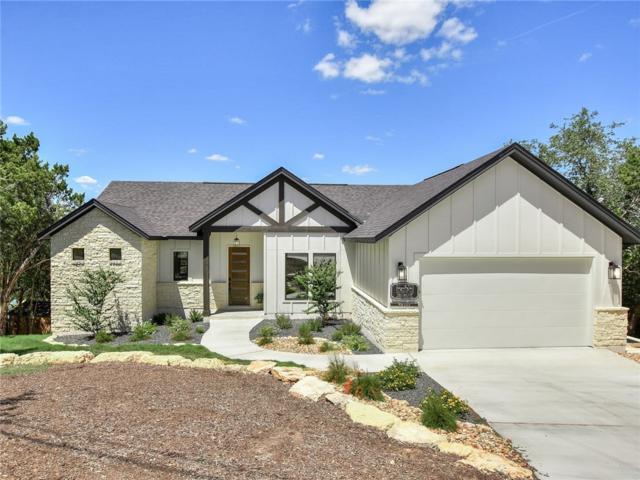21021 Ridgeview Loop, Lago Vista, TX 78645 (#7149720) :: Amanda Ponce Real Estate Team