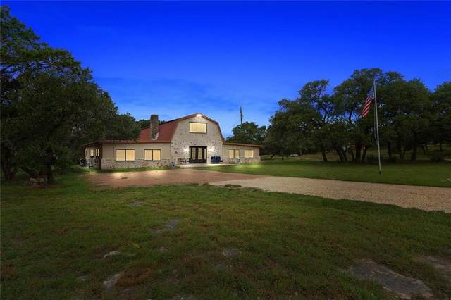 8001 Mount Sharp Rd, Wimberley, TX 78676 (#7181504) :: Front Real Estate Co.
