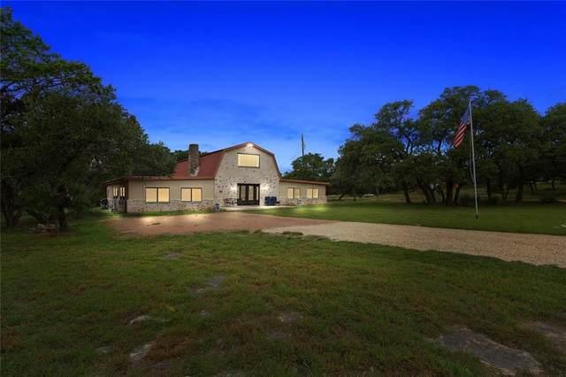 8001 Mount Sharp Rd, Wimberley, TX 78676 (#7181504) :: Lucido Global