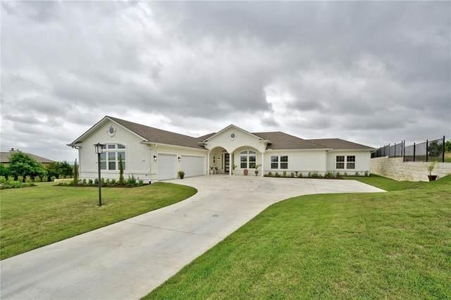 1099 Big Bill Ct, Austin, TX 78734 (MLS #7958332) :: Brautigan Realty