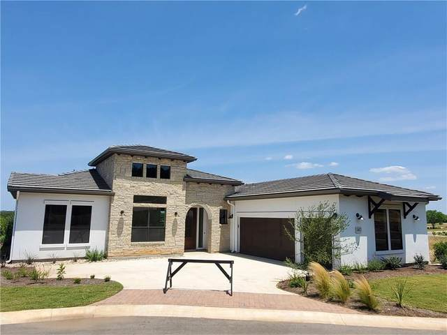 116 Rivalto Rd, Horseshoe Bay, TX 78657 (MLS #7989225) :: Vista Real Estate
