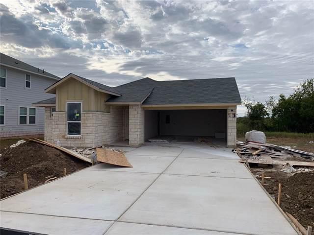 111 Saranac Drive, Elgin, TX 78621 (#8385492) :: The Gregory Group