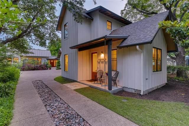 709 Fletcher St, Austin, TX 78704 (MLS #8498746) :: Brautigan Realty