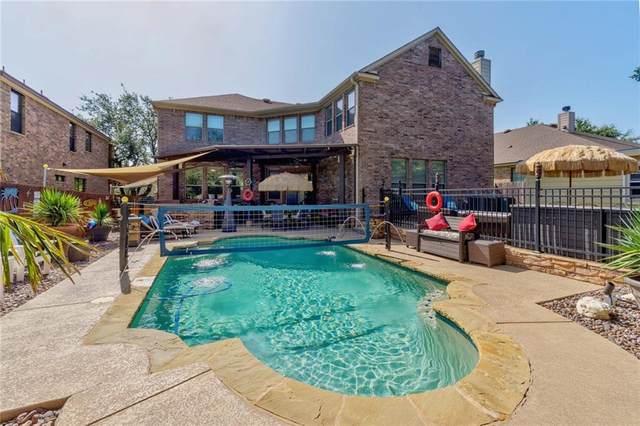 603 Whistlers Walk Trl, Cedar Park, TX 78613 (#8712024) :: Papasan Real Estate Team @ Keller Williams Realty
