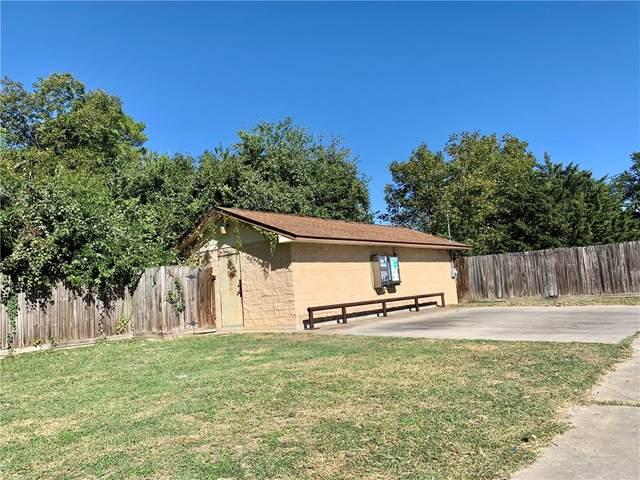 1302 N Travis Ave, Cameron, TX 76520 (MLS #8935635) :: Vista Real Estate