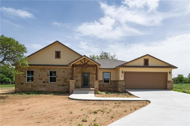 101 Secret Circle, Burnet, TX 78611 (#9673078) :: The Perry Henderson Group at Berkshire Hathaway Texas Realty