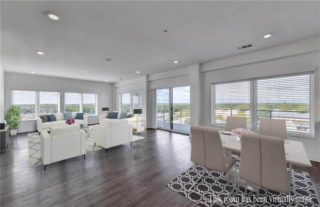 4361 S Congress Ave #610, Austin, TX 78745 (#9797914) :: The Summers Group