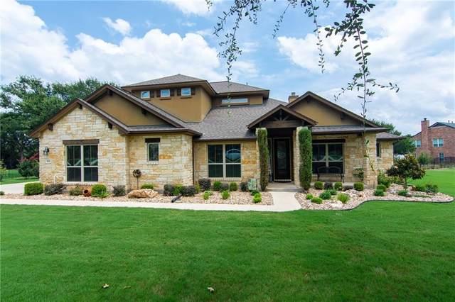 100 Adobe Cv, Georgetown, TX 78633 (#9922226) :: Papasan Real Estate Team @ Keller Williams Realty