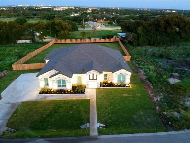 608 Creekside Dr, Belton, TX 76513 (MLS #9923891) :: Green Residential