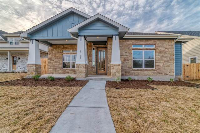1024 N Railroad St, Georgetown, TX 78626 (#1311635) :: The Perry Henderson Group at Berkshire Hathaway Texas Realty