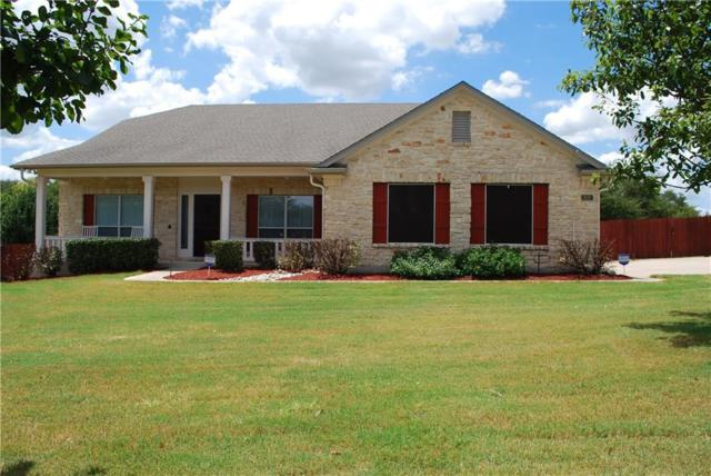 630 Speed Horse, Liberty Hill, TX 78642 (#3151549) :: The Gregory Group