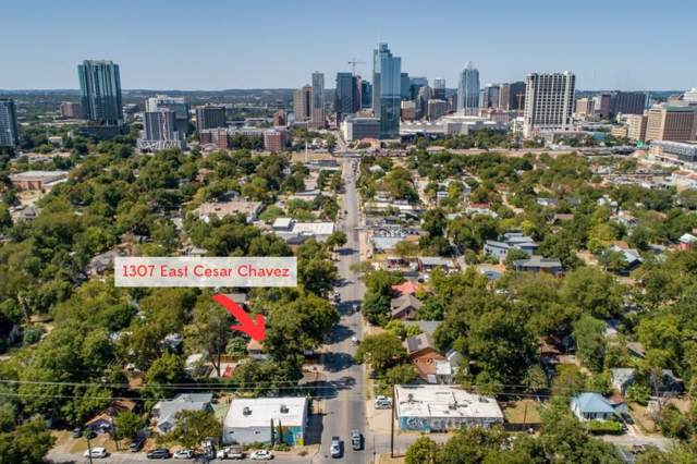 1307 E Cesar Chavez St, Austin, TX 78702 (#3700102) :: The Perry Henderson Group at Berkshire Hathaway Texas Realty