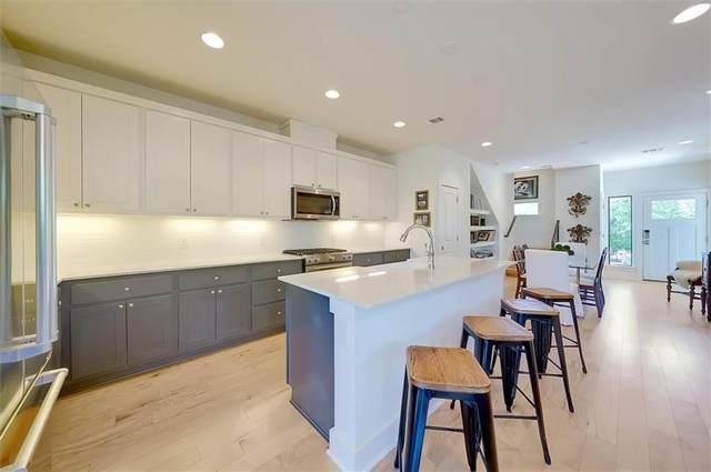1121 Salina St B, Austin, TX 78702 (#4407309) :: Papasan Real Estate Team @ Keller Williams Realty
