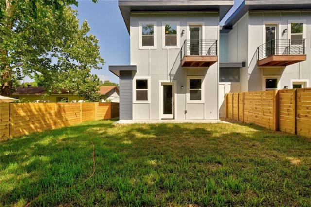 6405 Chesterfield Ave B, Austin, TX 78752 (#4581179) :: The Gregory Group