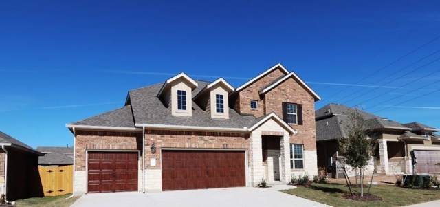 1202 Knowles Dr, Hutto, TX 78634 (#5142318) :: The Perry Henderson Group at Berkshire Hathaway Texas Realty