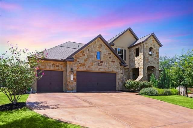202 Agave Bloom Cv, Lakeway, TX 78738 (MLS #6755297) :: Brautigan Realty