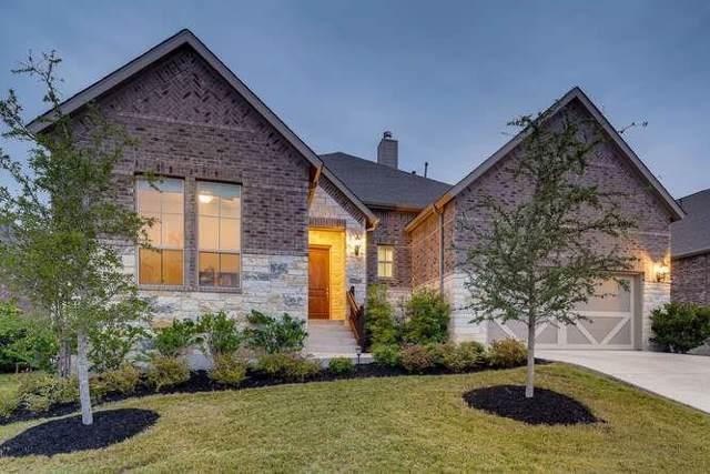 112 Lake Spring Cir, Georgetown, TX 78633 (#6972683) :: R3 Marketing Group