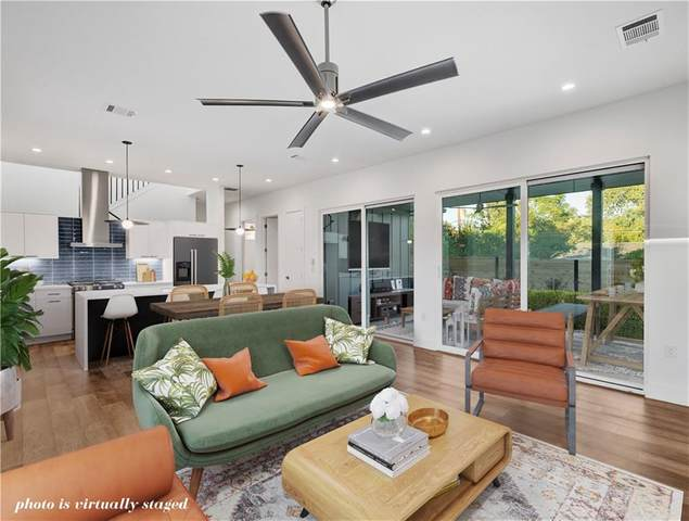 3300 Denver Ave, Austin, TX 78723 (#7865777) :: Ben Kinney Real Estate Team