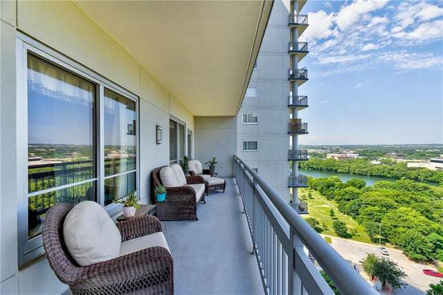 603 Davis St #1403, Austin, TX 78701 (#8236643) :: The Perry Henderson Group at Berkshire Hathaway Texas Realty
